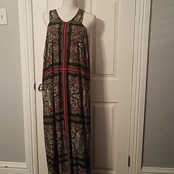 4ce4161ef3b Cato Dresses   Skirts - Cato Plus Size Maxi Dress